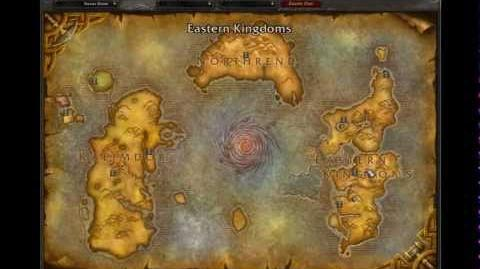 "How to find the entrance to ""Blackrock Caverns"" - World of Warcraft Cataclysm"