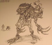 Thorn Sprite concept art