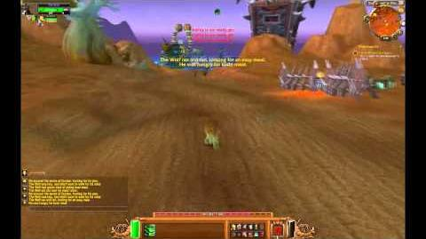 How to Complete The Wolf and The Kodo In World Of Warcraft 2013
