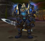 Grom Hellscream (Death Knight)
