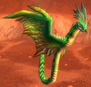 Venomous Cloud Serpent