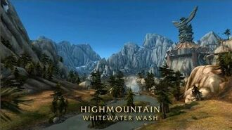 Highmountain Full Version - Legion Alpha LORE SPOILERS