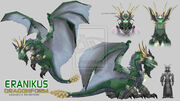 Eranikus Dragonform