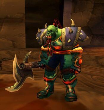 West Frostwolf Warmaster