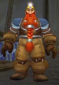 Fendrig Redbeard