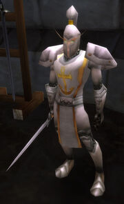 Theramore Sentry male elf