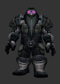 Dark Iron Steamsmith
