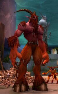 Wildspawn Hellcaller
