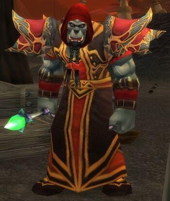 Blackrock Sorcerer