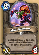 Hearthstone Mad Bomber