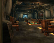 Darkshire Town Hall Inside