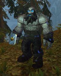 Earthen Warrior
