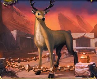 Metzen the Reindeer