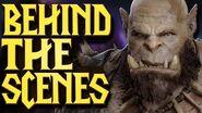 Warcraft Movie Behind the Scenes w Actors!