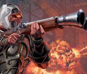 Blastershot Launcher TCG