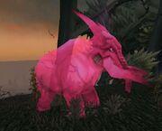 Pink Elekk Side