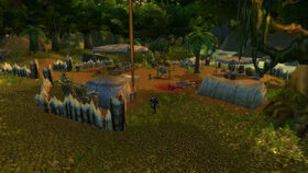Nesingwary's Camp (Cataclysm)