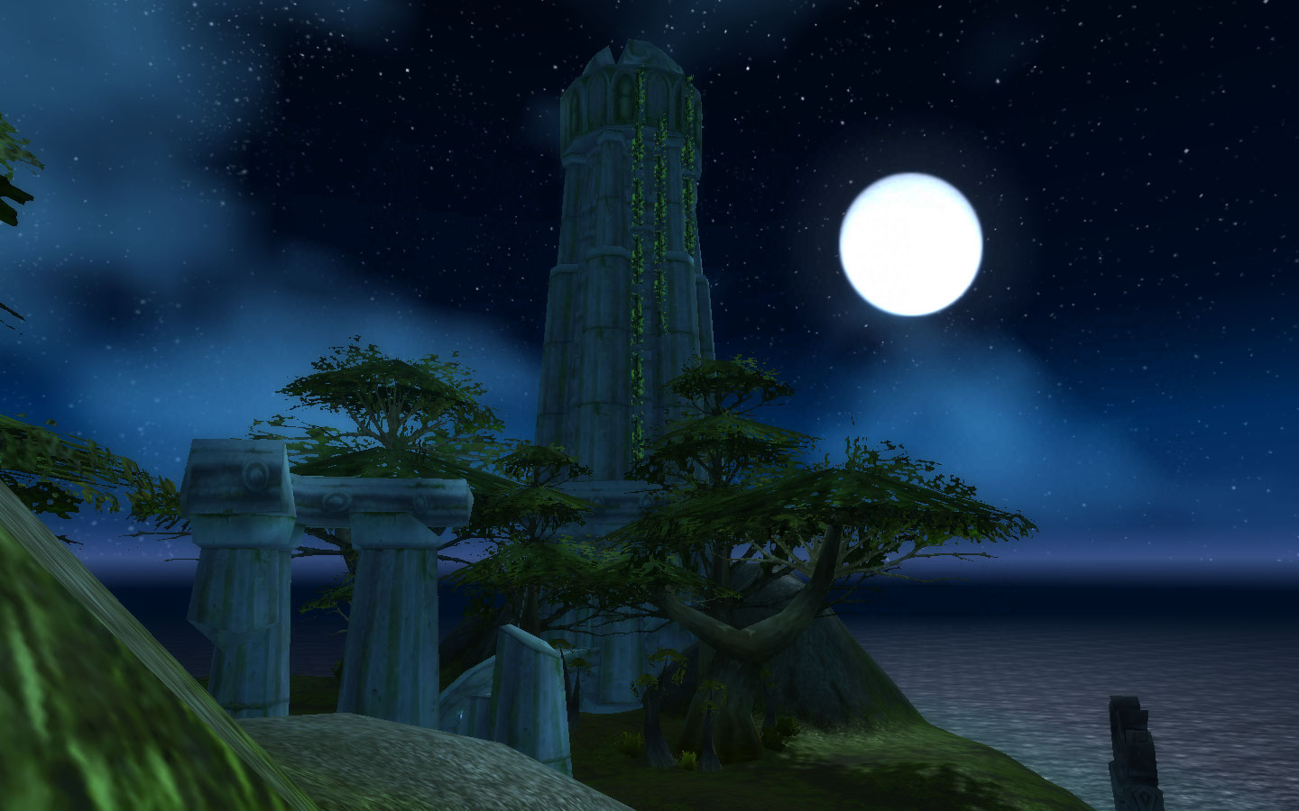 Ruins of Lordaeron Location The Elven Ruins Located in