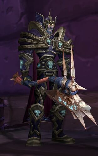 Death Knight Captain