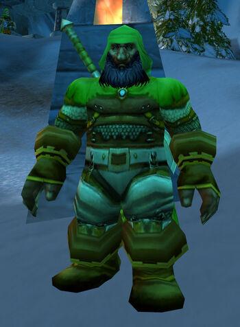 Sergeant Flinthammer