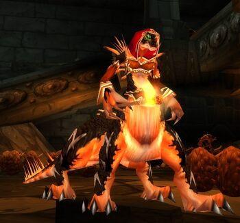 Rage Talon Flamescale