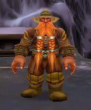 Brann Bronzebeard Time Travel