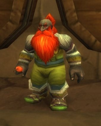 Dark Iron Entrepreneur