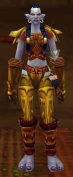 First Sergeant Hola'mahi