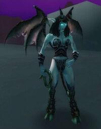 Nether Sorceress