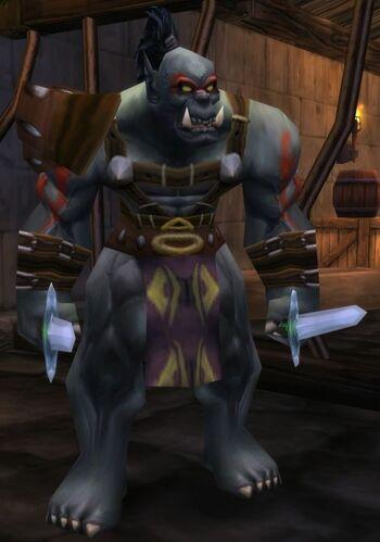 Targorr the Dread