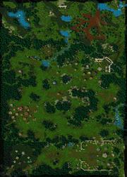 Twilight of the Gods Map