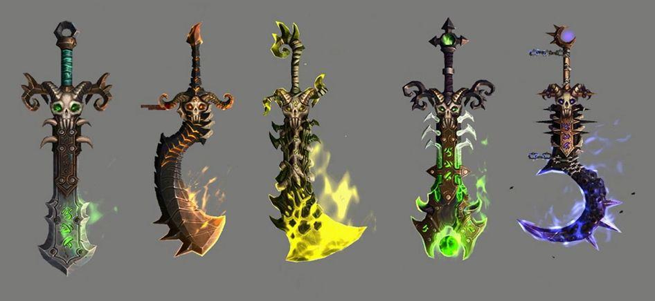 Sword Of Thenew World: Fandom Powered By Wikia