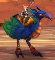 Blue Hawkstrider