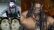 Warcraft movie-kebbell-durotan-mocap-group