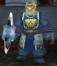 Quartermaster Brevin