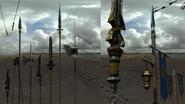 Legion cinematic Varian and the gunship scene4