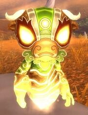 Pandaren Earth Spirit