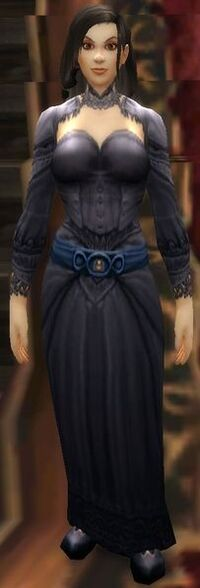 Princess Tess Greymane