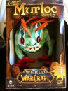 Talking Murloc Plush Toy in box