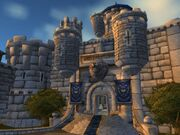 Stormwind Keep Cataclysm