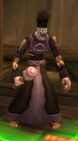 Dark Cleric Beryl
