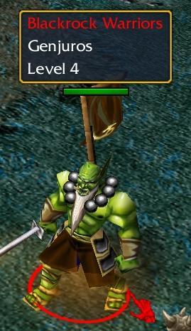 Blademaster Genjuros