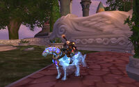 Aesindor and his Celestial Steed