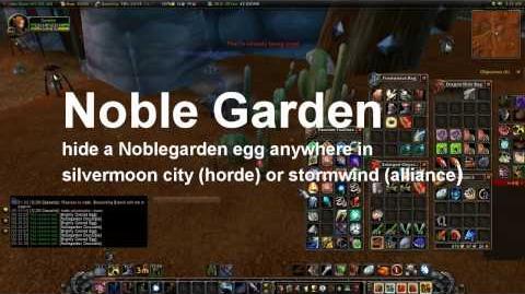 Noblegarden Achievements Guide