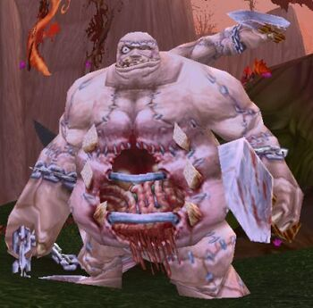 Frigid Abomination Attacker