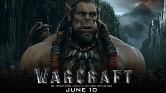"Warcraft - ""Durotan"" Extended Character Video (HD)"