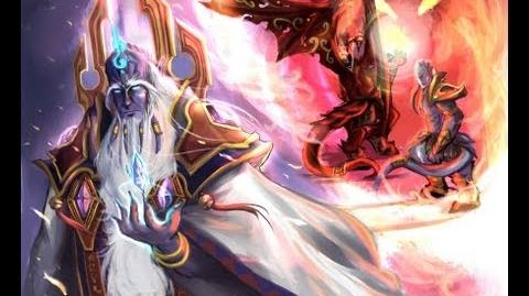 The Story of Prophet Velen (and the Draenei) Lore