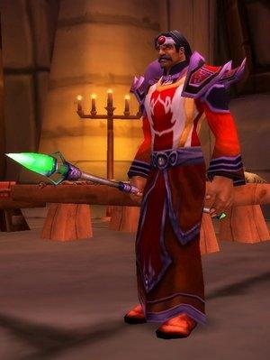 Crimson Sorcerer