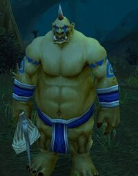 Splinter Fist Ogre