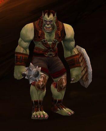 Searing Blade Enforcer
